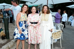 Karen Gray-Krehbiel, Gigi Mahon, Lisa McCarthy==Animal Rescue Fund of the Hamptons Bow Wow Meow Ball== Animal Rescue Fund Of The Hamptons, Wainscott==August 20, 2016==©Patrick McMullan==Photo: PatrickMcMullan/PMC====