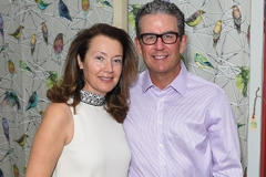 ARF Board President Lisa McCarthy and Brian McCarthy