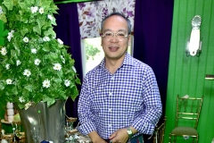 Eldon Wong== Animal Rescue Fund of the Hamptons 6th Annual Thrift Shop Designer Showhouse== ARF Thrift & Treasure Shop, New York== May 28, 2016== ©Patrick McMullan== Photo-Sean Zanni/PMC==