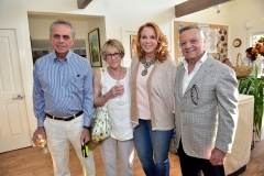 Jay Kuhlman, Susan Kulman, Pat Franzino, Mike Franzino== Animal Rescue Fund of the Hamptons 6th Annual Thrift Shop Designer Showhouse== ARF Thrift & Treasure Shop, New York== May 28, 2016== ©Patrick McMullan== Photo-Sean Zanni/PMC==