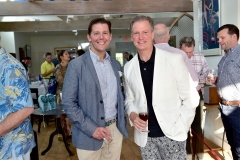 John Bjornan, Marshall Watson== Animal Rescue Fund of the Hamptons 6th Annual Thrift Shop Designer Showhouse== ARF Thrift & Treasure Shop, New York== May 28, 2016== ©Patrick McMullan== Photo-Sean Zanni/PMC==