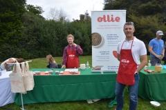 Ollie Pet Food, event sponsor.