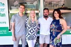 Ryan Hoffman, Isabelle Trapnell Marino, Juan Carlos Menendez, Catherine Philbin