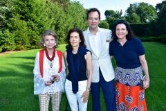 Kathy Rayner, Shelly Wanger, George Farias, Leslie Stevens