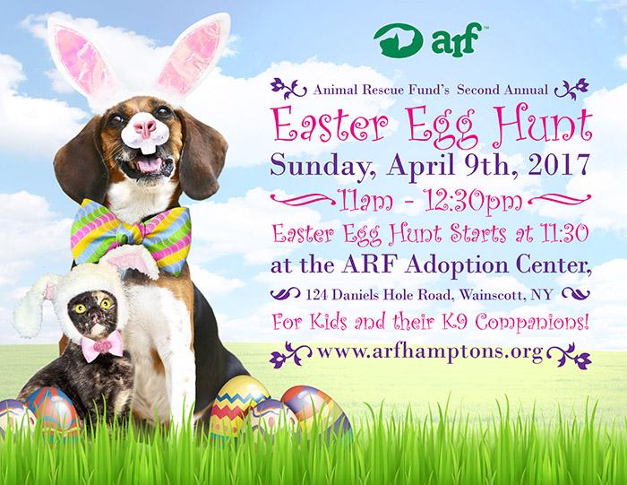 ARF Easter Egg Hunt 700